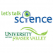 Let's Talk Science Outreach is here at UFV!