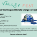 Valley Fest presents Dr. Tim Cooper MAR 12 – Global Warming & Climate Change: An Update