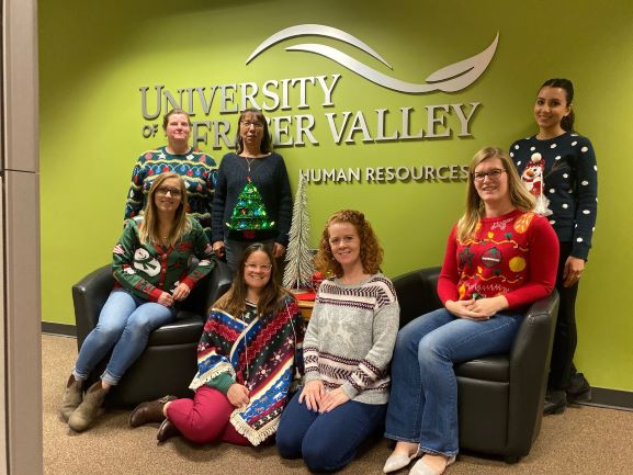 2019 Holiday Sweater Day
