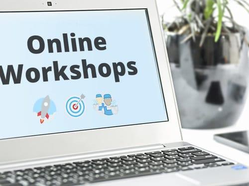 Winter, 2021 Online Workshops