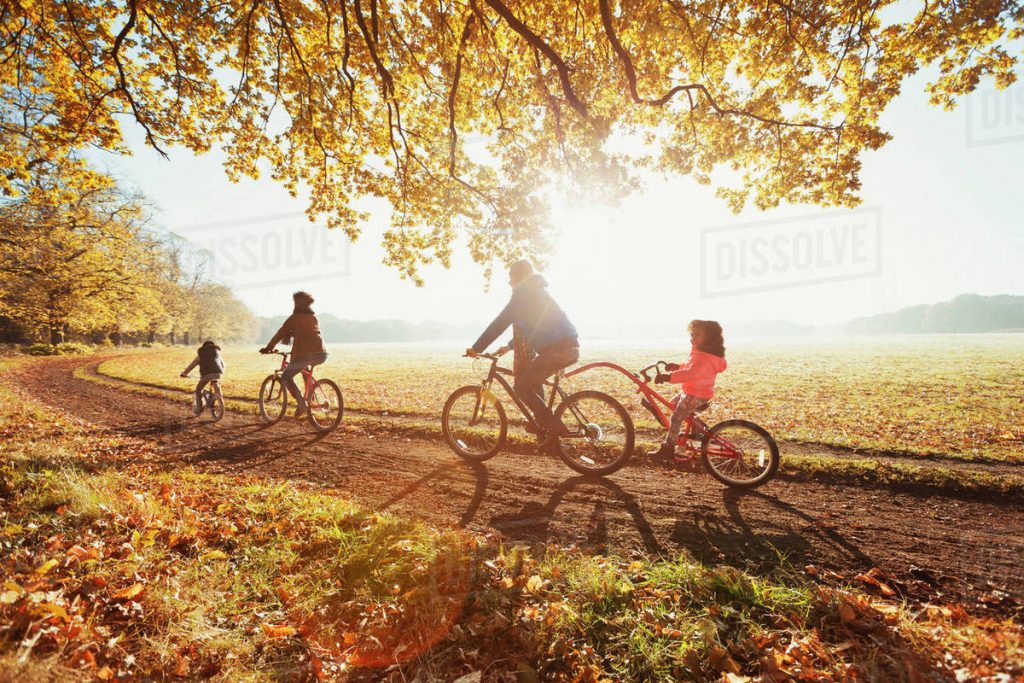 Is Bike Riding for You? Find Out from Some of UFV's Enthusiasts