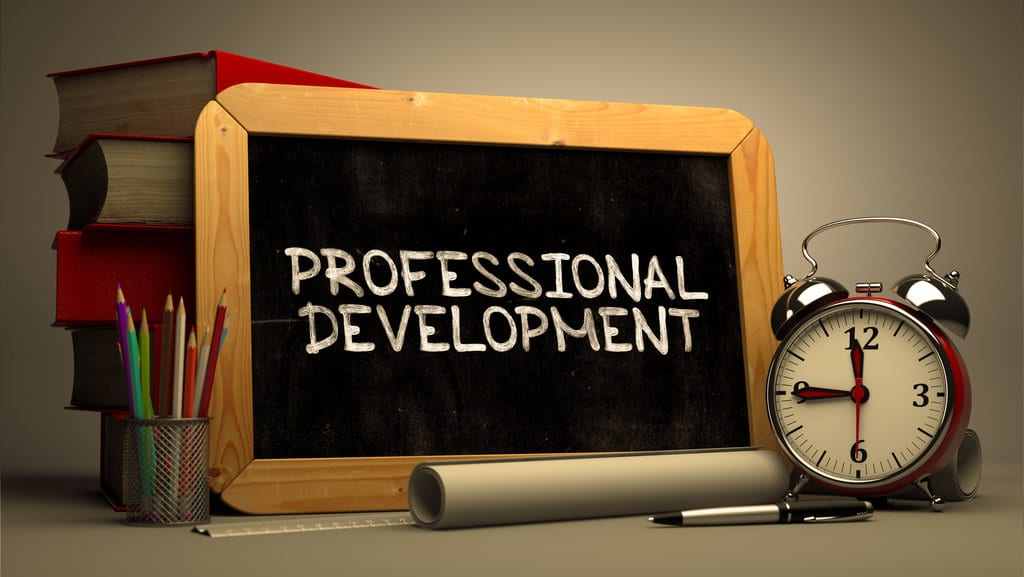 Professional Development Funds Available