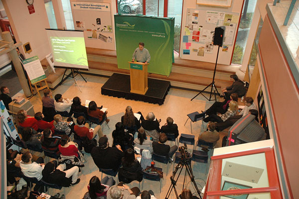 UFV's microlecture series