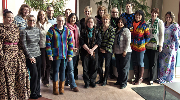 UFV National Sweater Day