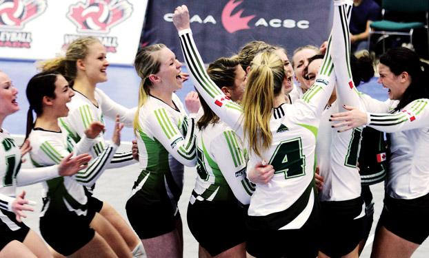 Athletics-ufv-cascades-womens-volleyball-champions