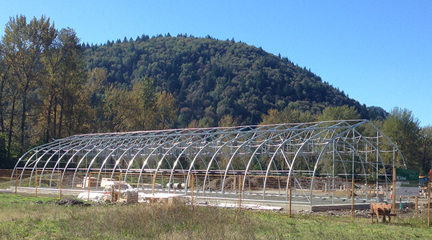 Ag greenhouse