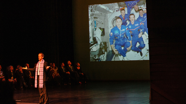Cmdr. Chris Hadfield: The Sky Is Not The Limit