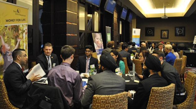 Inaugural Finance Career Networking Breakfast 01