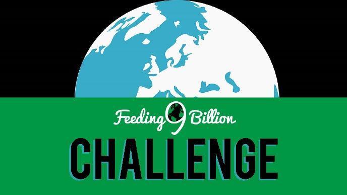 9 billion challenge