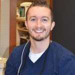 Dr. Evan Wiens, alumni who went on to dental school.
