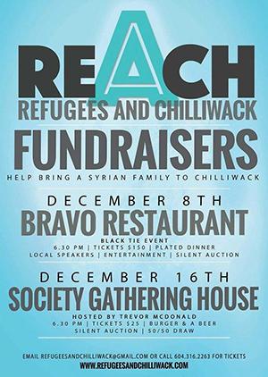 REaCH fundraiser