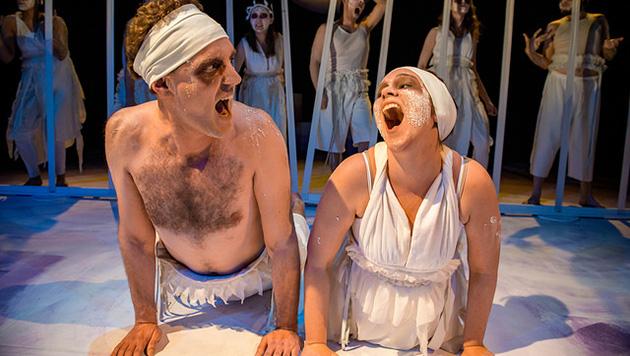 UFV Theatre presents Bakkhai, a modern take on a Greek classic