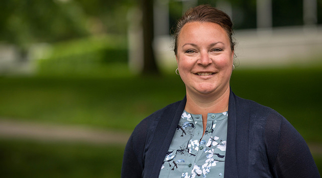 UFV Inspirational Leadership award: Liana Thompson brings people-centred approach to leadership role