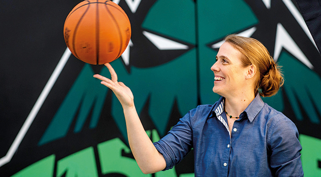 Teaching Excellence: student-centred, community-focused approach brings results for Joanna Sheppard