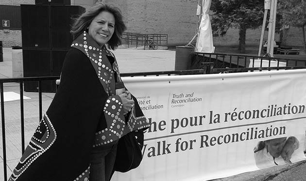 Reunited adoptee Cecelia Reekie to speak on intergenerational legacy of residential schools
