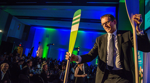 UFV Town & Gown event raises $85,000 in one night; $200,000 in 2017