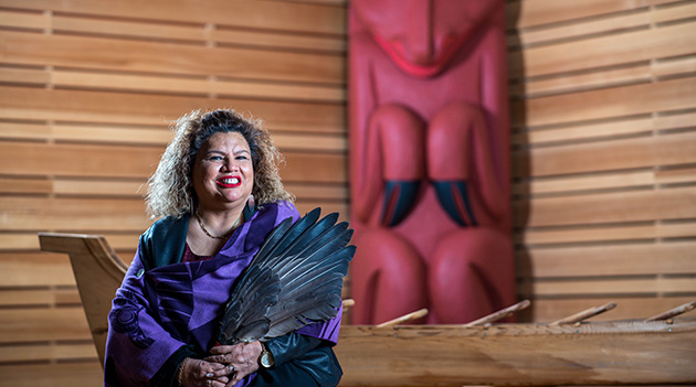 Distinguished Alumni 2017 Emily Henry: Helping Indigenous offenders heal through connection with culture