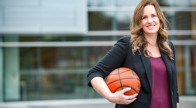 From talented teenager to lifelong UFV supporter: Denise (now Tuchscherer) Rehman's basketball journey