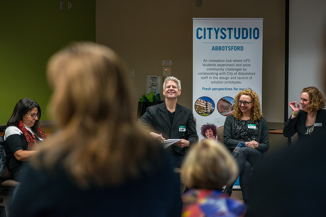 CityStudio a matchmaker between City and UFV