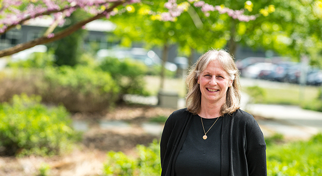 Research Excellence: Community-based FASD work earns Research Excellence award for Kathy Keiver