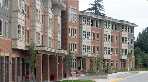 UFV looking into housing options and developing housing strategy