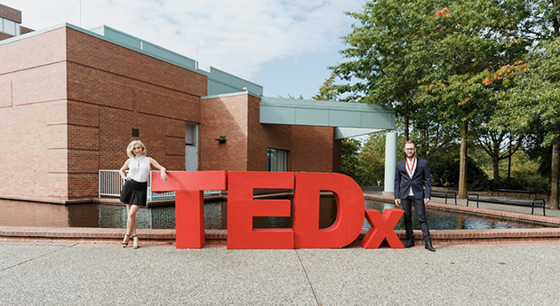 UFV sponsors and hosts TEDx Abbotsford