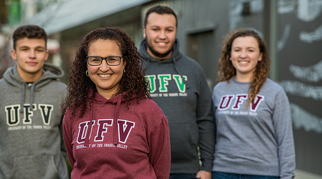 UFV is a family affair for the Youngs of Mission