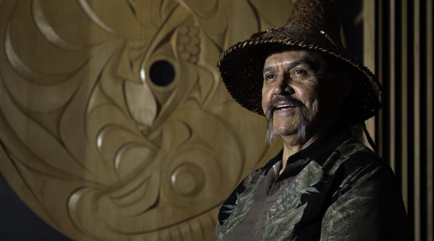 Master carver Francis Horne Sr. to receive UFV honorary degree