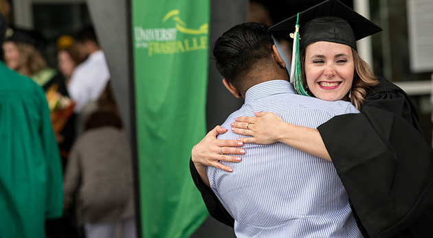 Community celebrates as more than 2,400 students graduate from UFV