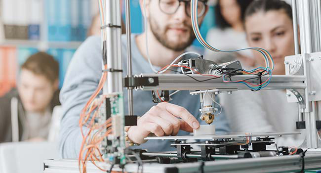 UFV's new Digital Manufacturing diploma addresses industry need for digital talent