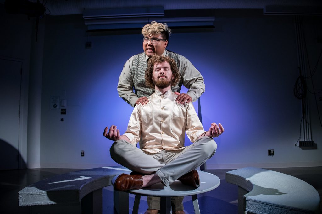 ART is first production of UFV Theatre season