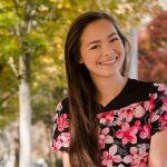 Victoria Hu, nursing unit clerk