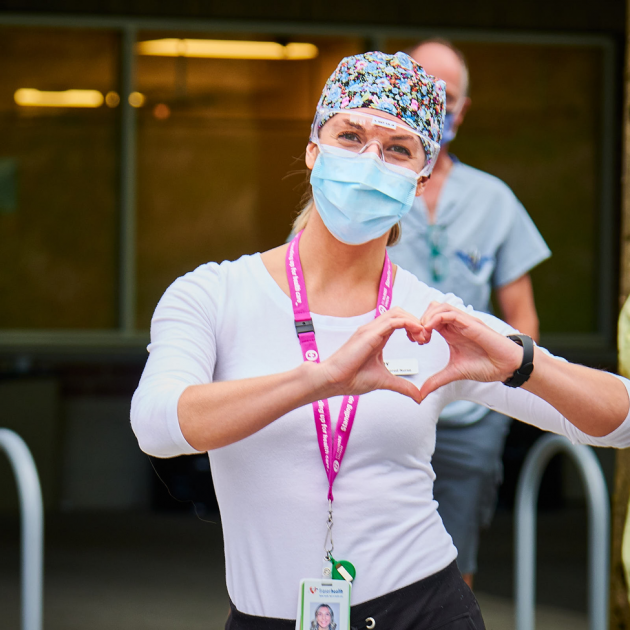 Class of 2020 nurses launch careers in a pandemic