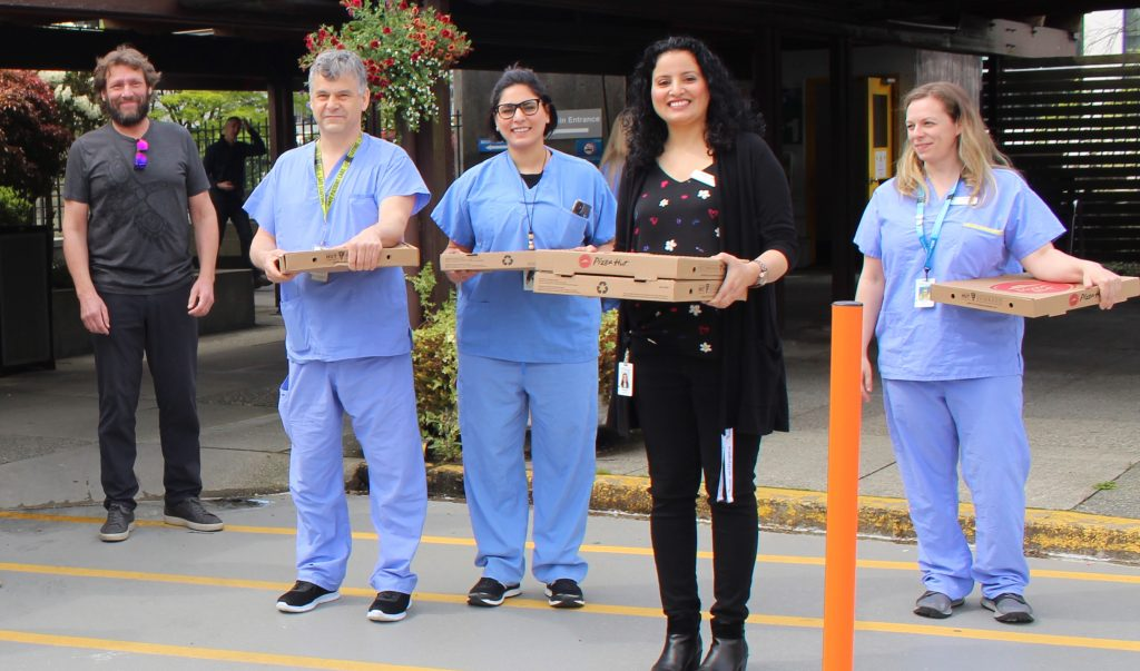 Nursing alumna leads key teams in COVID-19 fight in North Vancouver