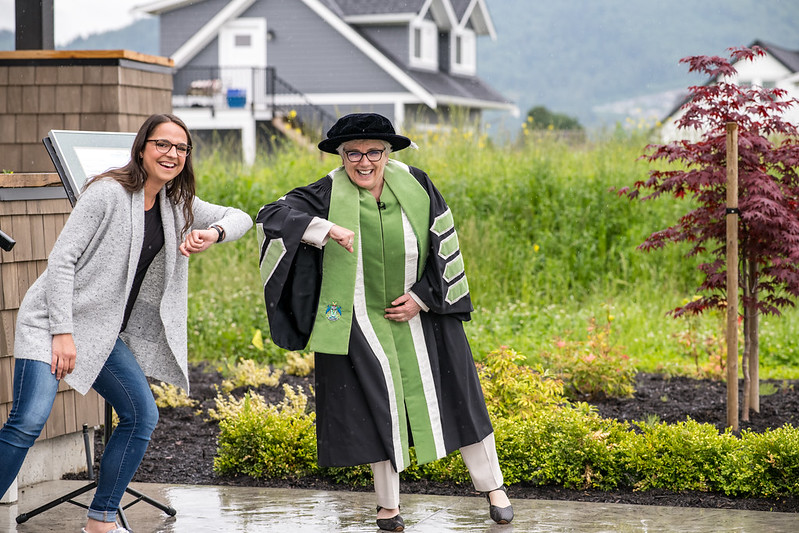 Lieutenant governor's medal — Tsandlia Van Ry: UFV learning journey helped Stó:lōwoman reconnect with roots