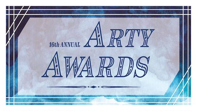 "UFV students, faculty, & alumni ""take home"" five Arty Awards"