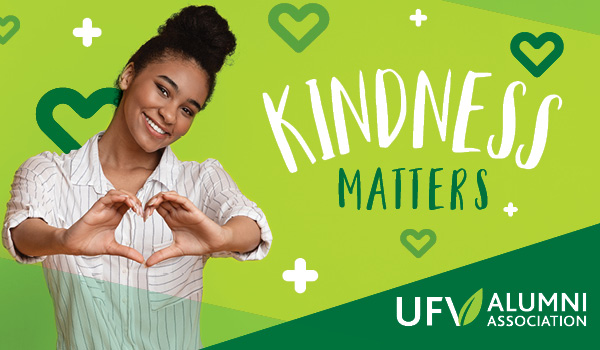 Alumni Association launches Kindness Matters awards