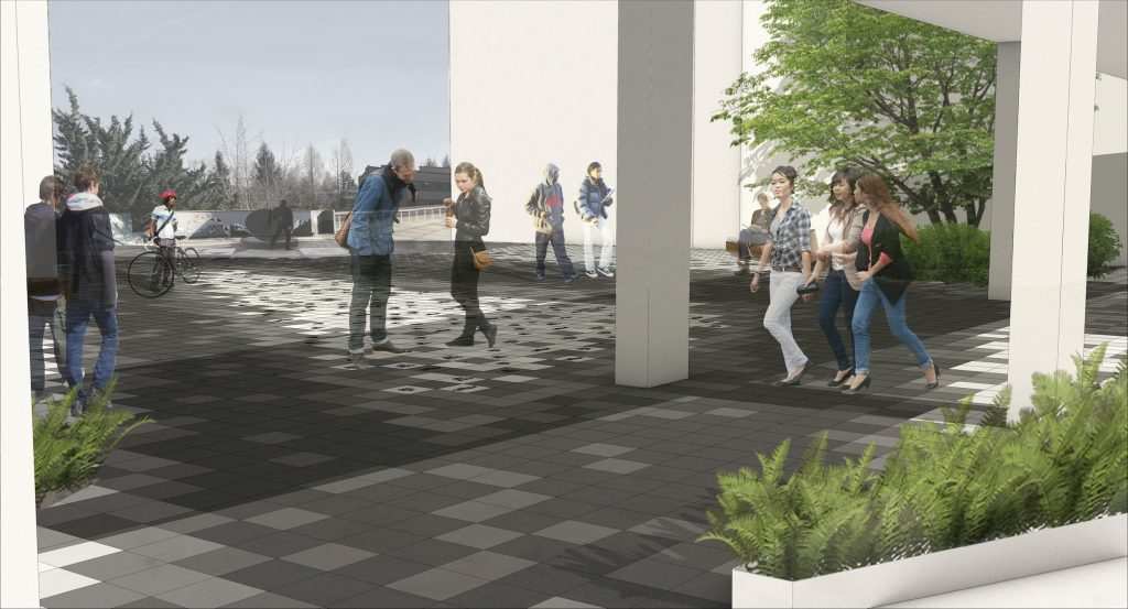 Help pave the future at UFV — sponsor a paving stone