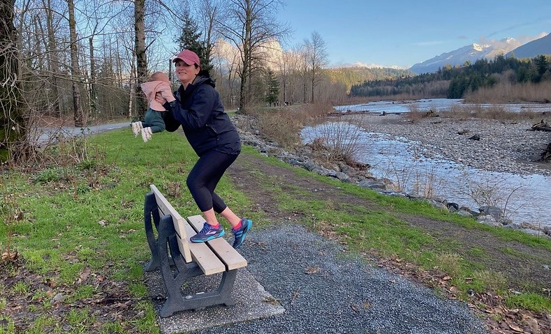 UFV study shows that COVID restrictions affecting physical activity impact women's mental health
