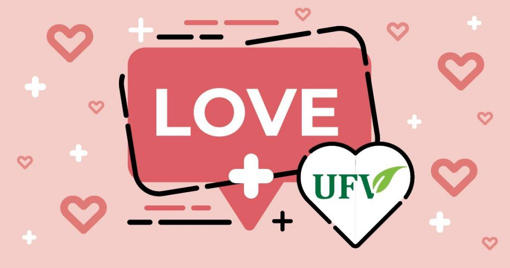 Some UFV romance stories to warm your heart on Valentine's Day