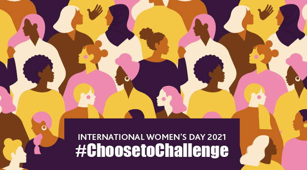 "UFV presents International Women's Day panel with ""Choose to Challenge"" theme — March 8"