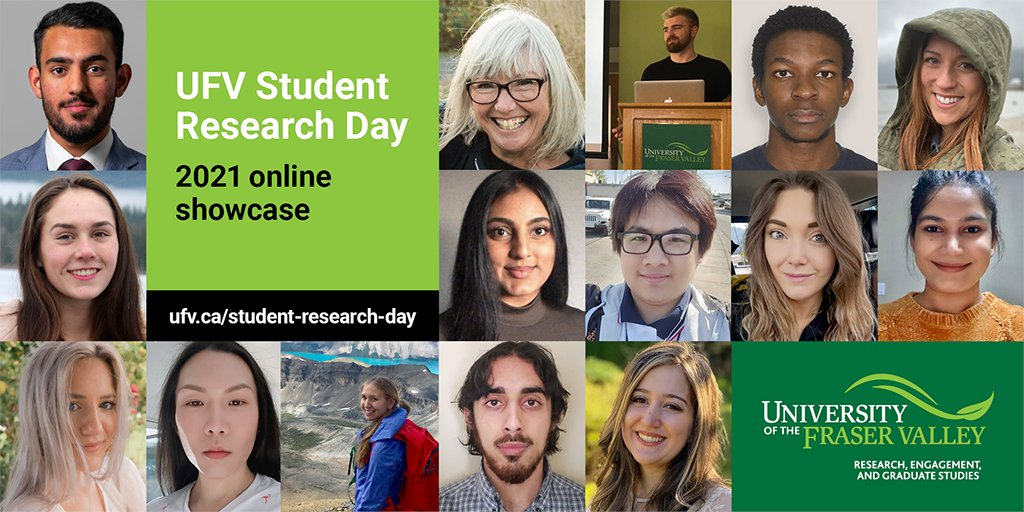 Student research award winners announced