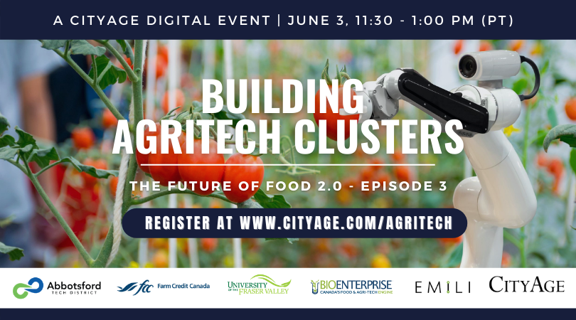CityAge — The Future of Food 2.0 — June 3