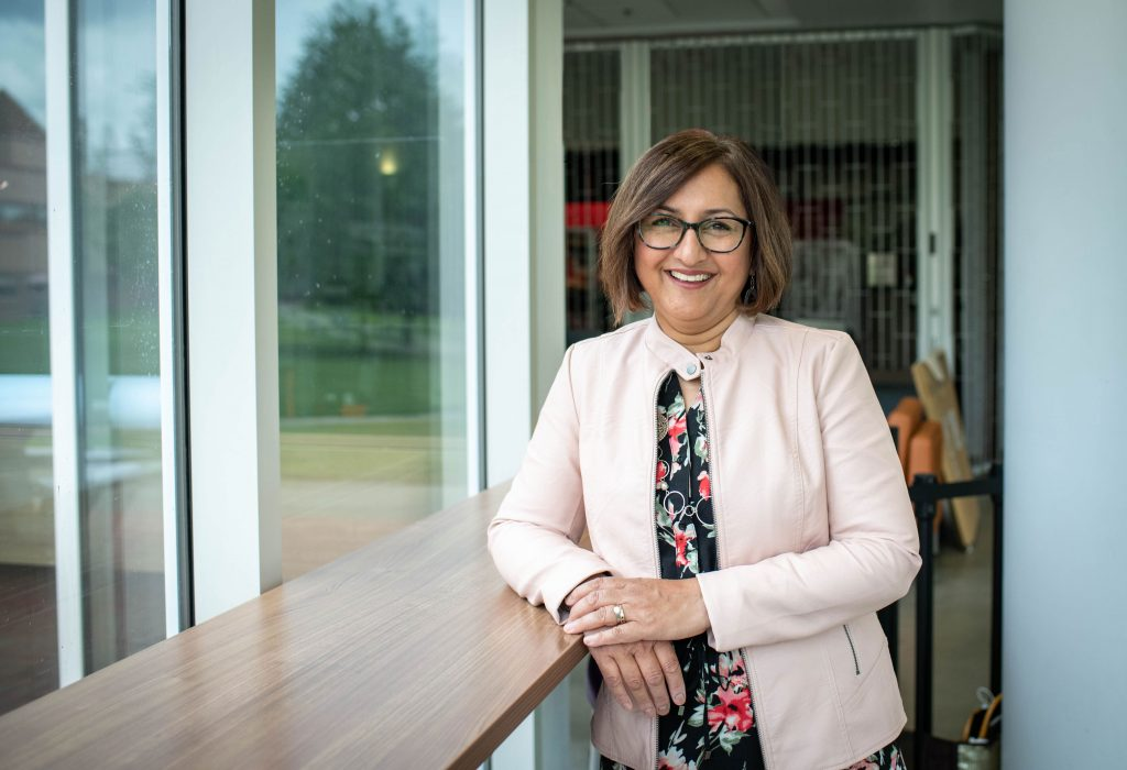 Teaching Excellence 2021 — Awneet Sivia: education must be centred on the lives of learners