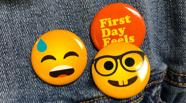 First Day Feels blends nostalgia and honest emotion for returning students and staff